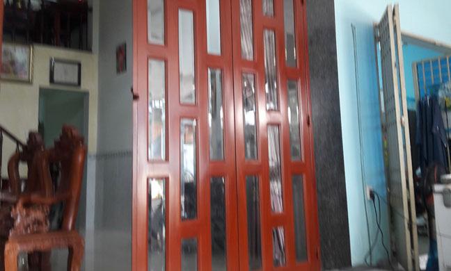 Cửa cổng 03